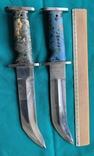 Два ножі чилійського спецназу Korvo (копії), фото №6