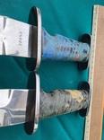 Два ножі чилійського спецназу Korvo (копії), фото №10