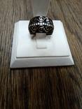 Кольцо (эмаль, позолота), фото №2