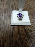 Кольцо (цирконий), фото №2