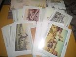 """Старые гравюры и фотографии """"Москва златоглавая"""" 36 шт .комплект, фото №2"""
