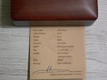 ХАЧКАР (Крест-камень) МОНАСТЫРЯ ГНДЕВАНК - серебро, вставка из мрамора - ПОЛНЫЙ КОМПЛЕКТ, фото №8