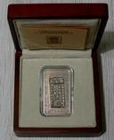 ХАЧКАР (Крест-камень) МОНАСТЫРЯ ГОШАВАНК - серебро, вставка из мрамора - ПОЛНЫЙ КОМПЛЕКТ, фото №2