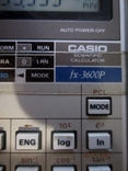 Инженерный калькулятор Casio FX-3600P, фото №7