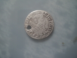 Трояк 1623 г, фото №2