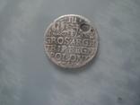 Трояк 1623 г, фото №4