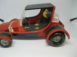 Машинка ГДР инерционная, фото №5