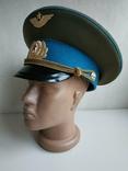 Фуражка ВВС. СССР, фото №4