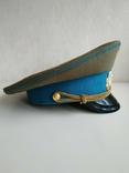Фуражка ВВС. СССР, фото №9