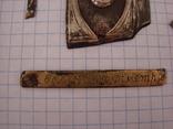 Серебренные старинные накладки, фото №7