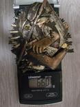 Серебренные старинные накладки, фото №10