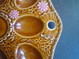 Керамичная подставка на яйца венгрия, фото №5