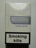 Сигареты Roxboro Ultra Lights