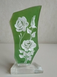 Сувенир Розы. Оргстекло., фото №2