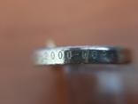 Серебряный лечебная магнитный кулон подвеска Biostabil-2000., фото №9
