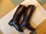 Офицерские хромовые сапоги. Германская Дем. республика., фото №2