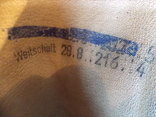 Офицерские хромовые сапоги. Германская Дем. республика., фото №12