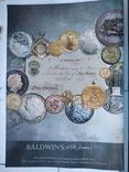 """Каталог Аукционный Baldwin""""s № 15 2018 год Лондон, фото №13"""