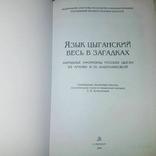 Язык цыганский весь в загадках. Уникальный экземпляр, фото №7