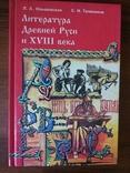 Литература Древней Руси и XVIII века, фото №2