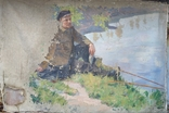 Ленин на рыбалке, фото №2