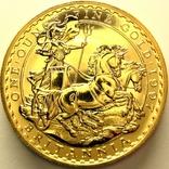 Великобритания 100 фунтов 1997 г., фото №2