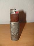 """Коллекционный чехол для зажигалки """"Таверна"""" Клеймо (602), фото №8"""