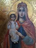 Икона Божией Матери., фото №9