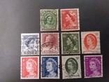 Подборка почтовых марок Австралии, фото №2