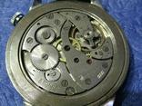 Часы Молния 3602 Паровоз,железнодорожные.Рабочие на ремешке, фото №9