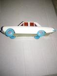 Модель легкового автомобиля СССР, фото №2