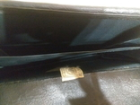Портфель кожаный, фото №6