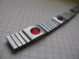 Браслет магнитный,лечебный,Япония(под реставрацию), фото №4