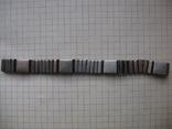 Браслет магнитный,лечебный,Япония(под реставрацию), фото №9