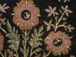 Сумка - гобелен с ручной вышивкой бисером и блёстками., фото №9