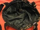 Сумка - гобелен с ручной вышивкой бисером и блёстками., фото №11