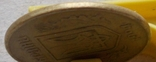 25 копеек 1994 г. 1БВм,  на тонком кружке., фото №5