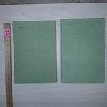 Описание личной библиотеки А.М. Горького в 2 книгах Тираж 4200, фото №3