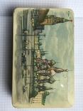 Москва Кремль коробочка из жести 1117см., фото №11