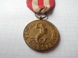 Медаль За Варшаву Польша, фото №4