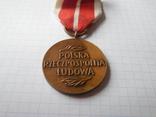 Медаль Национальной комиссии по образованию, Польша, фото №7