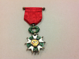 Крест Кавалера Ордена Почетного Легиона. Республиканский тип., фото №2