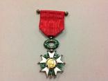 Крест Кавалера Ордена Почетного Легиона. Республиканский тип., фото №3
