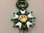Крест Кавалера Ордена Почетного Легиона. Республиканский тип., фото №5