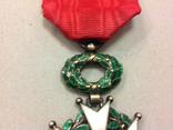 Крест Кавалера Ордена Почетного Легиона. Республиканский тип., фото №8