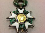 Крест Кавалера Ордена Почетного Легиона. Республиканский тип., фото №9