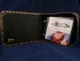 """Сумка для дисків """"CD LAND"""" та 9 компакт дисків., фото №2"""