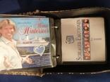 """Сумка для дисків """"CD LAND"""" та 9 компакт дисків., фото №13"""