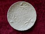 Очень старая тарелка маки, фото №3