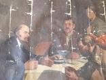 Картина Ленин, фото №3